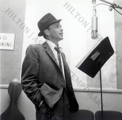 Sinatra recording - Songs for Swingin' Lovers!