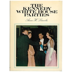 """""""Kennedy White House Parties"""", Book"""