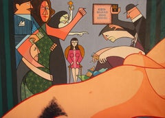 1970s Nude Paintings