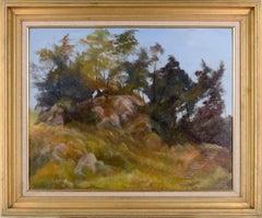 Hilltop Trail Landscape by Ken Lucas