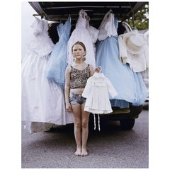"Kenneth O Halloran Color Photograph from the Irish ""Fair Trade"" Series"