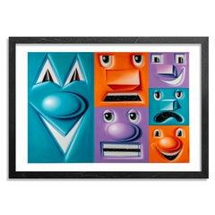 KS by Kenny Scharf