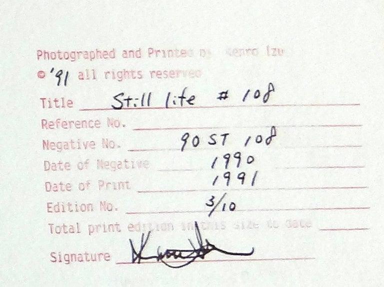 Still Life #108 and Still life #158 For Sale 2