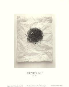 "Kenro Izu-Still Life I-27.5"" x 21.75""-Poster-1985-Photography-Black & White-nest"