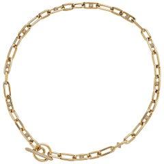 Kensington Diamonds Necklace or Rose Gold