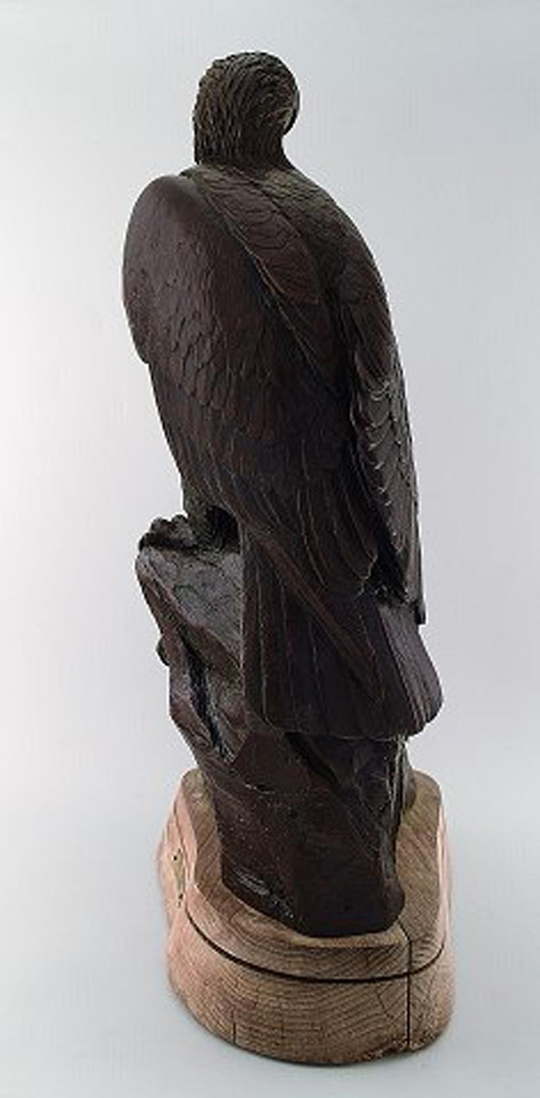 Kent Ullberg, Swedish-American sculptor.