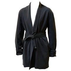 Kenzo Belted Kimono Jacket