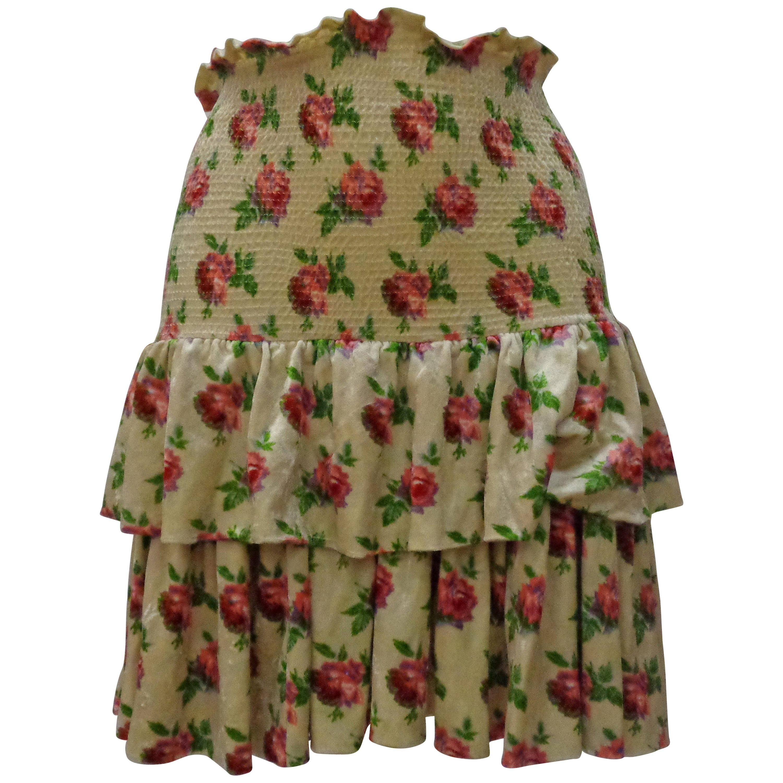 Kenzo Jungle by Kenzo multicoloured Skirt