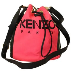 Kenzo Special Edition Two ton Bucket Bag