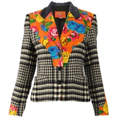 Kenzo Vintage Women's Blazer Jacket