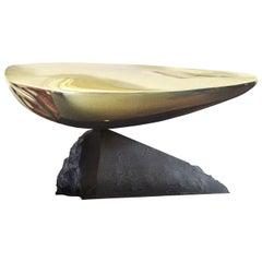 Kernel Coffee Table by Livio Ballabio and Kyoji Nagatani