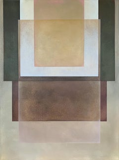 """""""Reactions XXXI"""" - Contemporary Geometric Abstract Paintings - Josef Albers"""