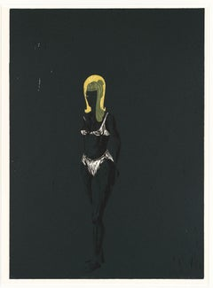 Supermodel by Kerry James Marshall