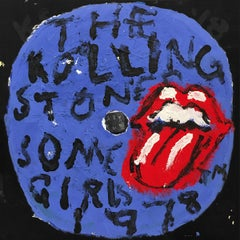 The Rolling Stones / Some Girls (Blue)
