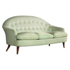 Kerstin Horlin-Holmquist Attributed Paradiset Sofa Scandinavian Midcentury