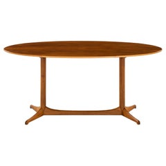 Kerstin Hörlin-Holmquist Coffee Table Model Plommonet Produced by NK in Sweden