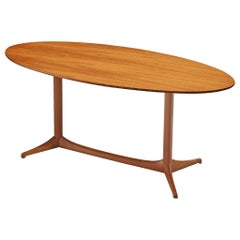 Kerstin Hörlin-Holmqvist Side Table 'Plommonet' in Teak
