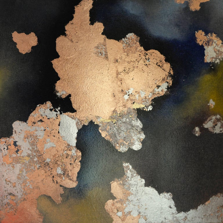 Terra Australis - Mixed Media Art by Kerstin Paillard