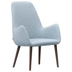 Kesy Light Blue Armchair by Carlesi & Tonelli
