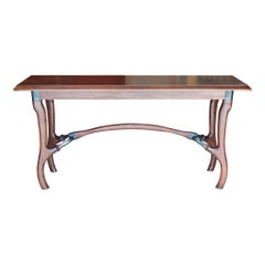 Kettenbach Walnut Sofa Table