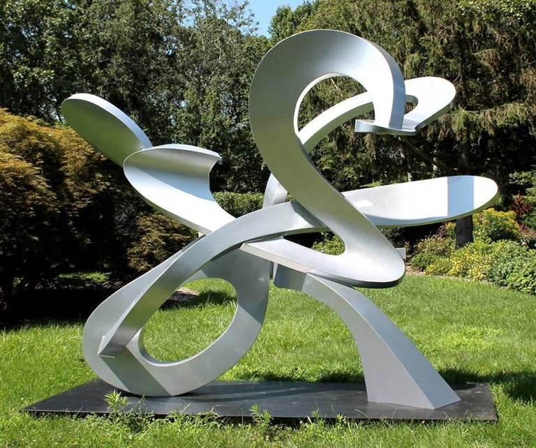 Big Cat - Contemporary Sculpture by Kevin Barrett