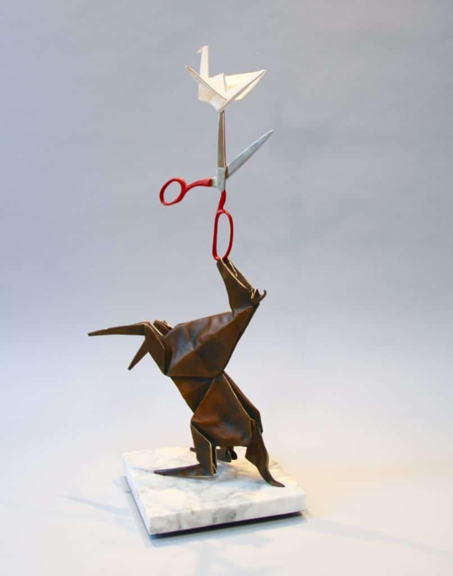 Kevin Box Balancing Act Maquette 8 24 Te Jui Fu For Sale At