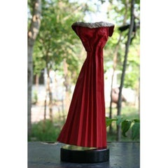 Ballgown - Red Ed. 16/50 - Kevin Box and Jennifer Box