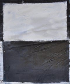 Black and White, Painting, Oil on Canvas