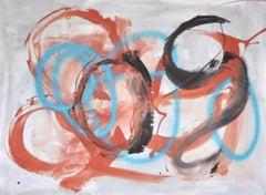 Full Circle, Painting, Oil on Wood Panel