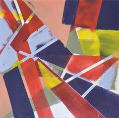 Kaleidoscope 1, Painting, Oil on Wood Panel