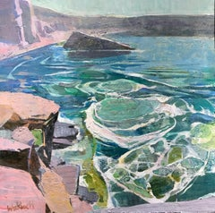 """""""Ring Cove"""", Oil Painting"""