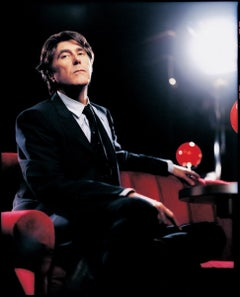 Bryan Ferry - Oversize Signed Limited Edition Print