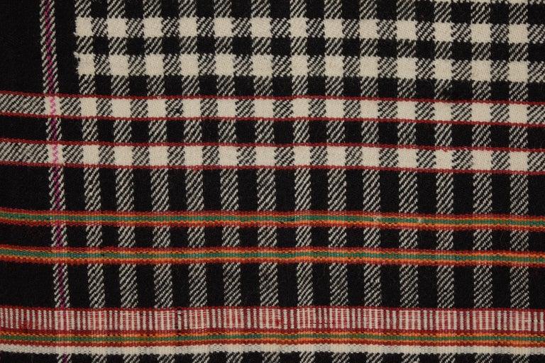 Indian Khadi Wool Blanket For Sale