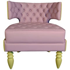 Khaktus Pink Armchair
