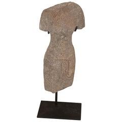 Khmer Weibliche Figur Statue, Kambodscha, Zeitgenössisch