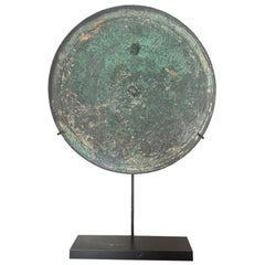 Khmer Mirror Bronze