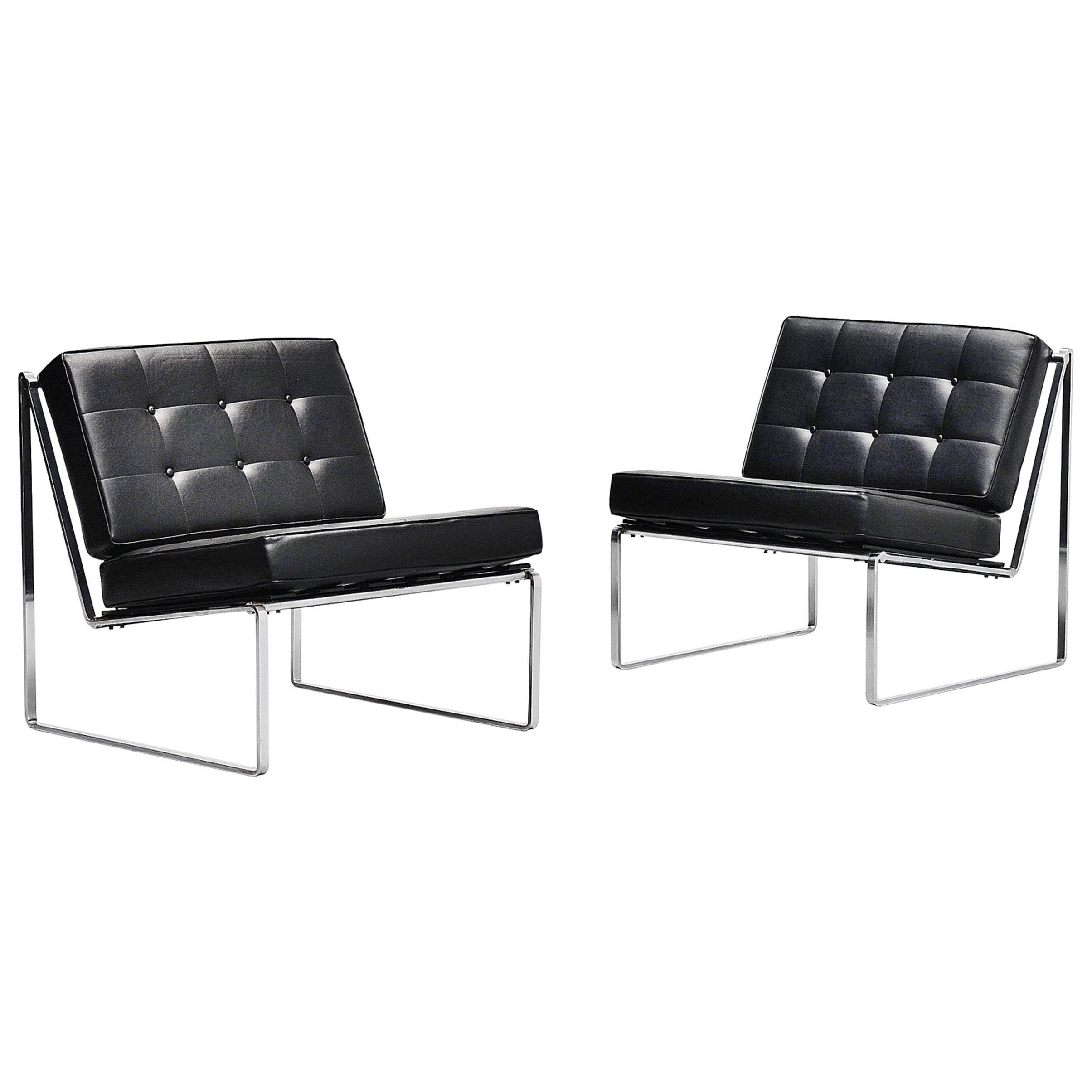 Kho Liang Ie 024 Lounge Chairs Artifort, 1962