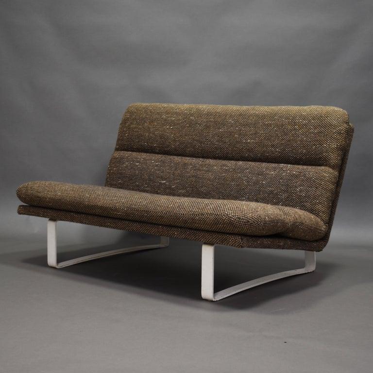 Dutch Kho Liang Ie Two-Seat Sofa for Artifort, Netherlands, circa 1968