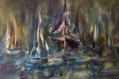 From the Deep, Painting, Oil on Canvas