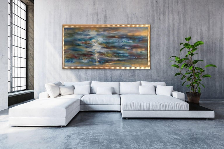 Thank You for viewing my artwork!      • WIRE ATTACHED:Yes      • FRAMED:Yes      • ARTIST SIGNED:Yes      • CERTIFICATE OF AUTHENTICITY: Yes      • GALLERY ESTIMATED VALUE: $10500  It is an ORIGINAL painting not a print or