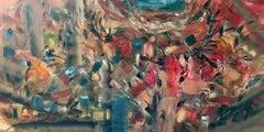 Southwestern Romance, Painting, Oil on Canvas