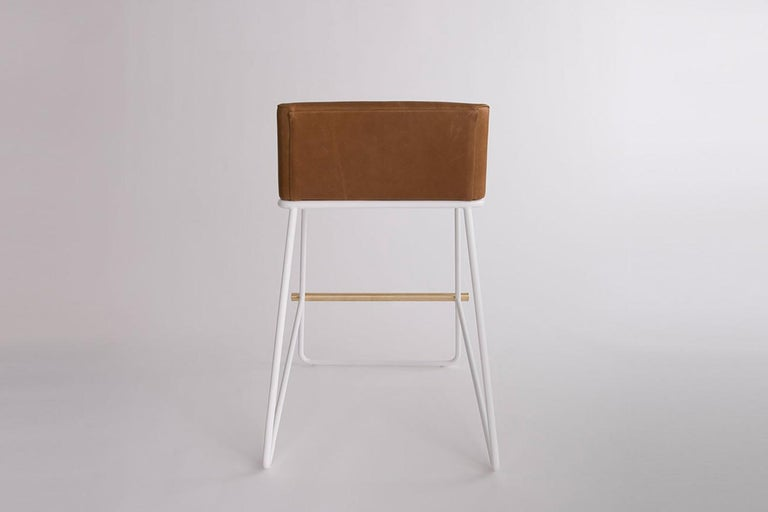 Kickstand Bar and Counter Stool For Sale 3