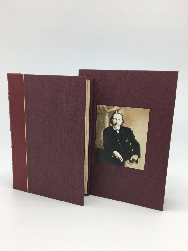 Kidnapped by Robert Louis Stevenson, First Edition, First State, 1886 In Good Condition For Sale In Colorado Springs, CO