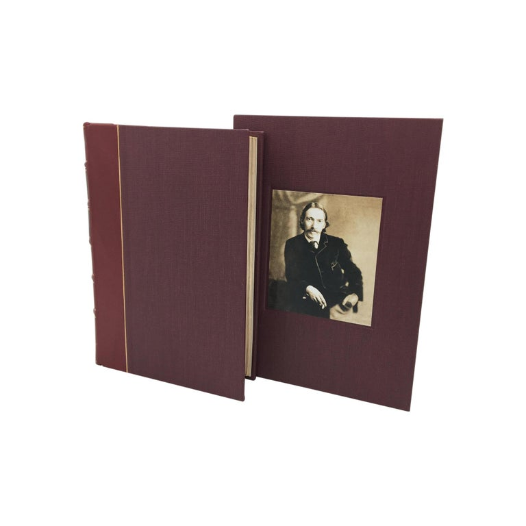 """""""Kidnapped"""" by Robert Louis Stevenson, First Edition, First State, 1886 For Sale"""