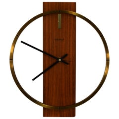 Kienzle Automatic Clock, circa 1960