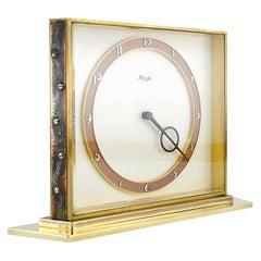 Kienzle German Midcentury Table Clock, 1950s