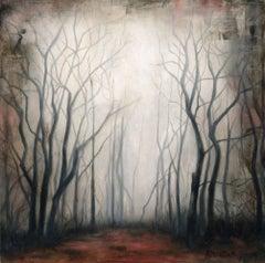 """Caligo Vespera"" Oil Painting"