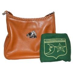 Kieselstein-Cord Tan Leather Shoulder bag