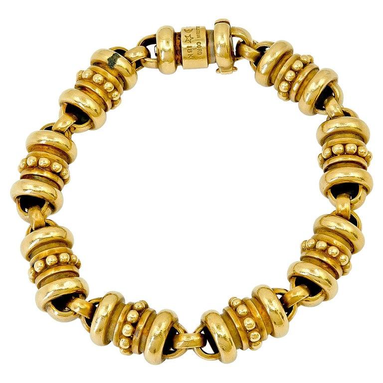Kieselstein Gold Bracelet For Sale