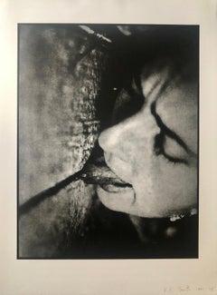 "Kiki Smith Offset Lithograph Photograph ""My Secret Business"" Photo Litho Print"